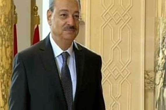 النائب العام المستشار نبيل أحمد صادق