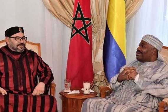 العاهل المغربي