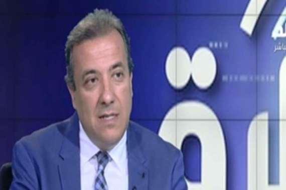 الدكتور هشام الخياط، أستاذ الكبد والجهاز الهضمى بمعهد تيودور بلهارس،
