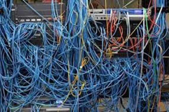 انقطاع مفاجيء للإنترنت في دمشق