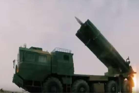 صواريخ صينية