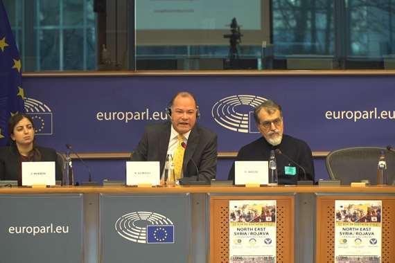 الديهي في البرلمان الأوروبي