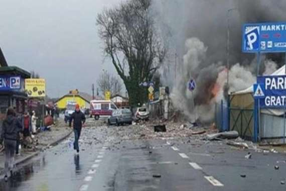 انفجار المانيا