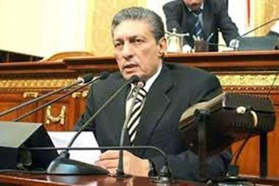 اللواء سعد الجمال عضو مجلس النواب