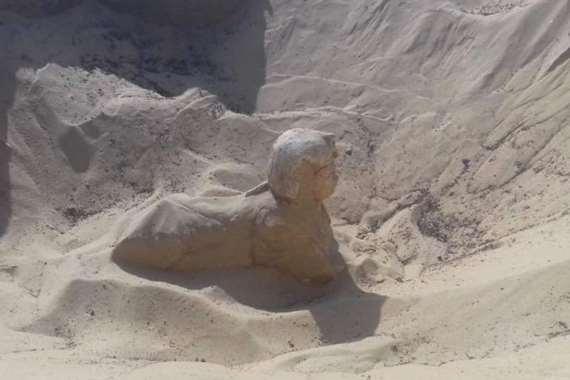 التمثال