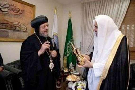 الأنبا مرقس في السعودية