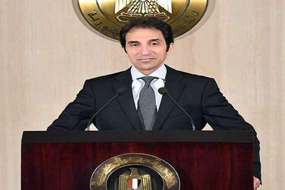 المتحدث باسم الرئاسة السفير بسام راضي