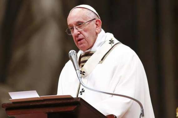 البابا فرنسس