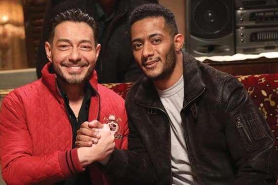 أحمد زاهر ومحمد رمضان