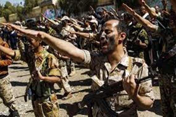 هجوم صاروخي يستهدف حفلا عسكريا باليمن