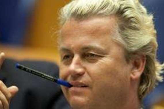 النائب الهولندي المتطرف