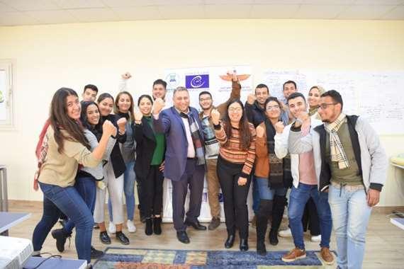 ختام منتدى صناع السلام لشباب جنوب المتوسط