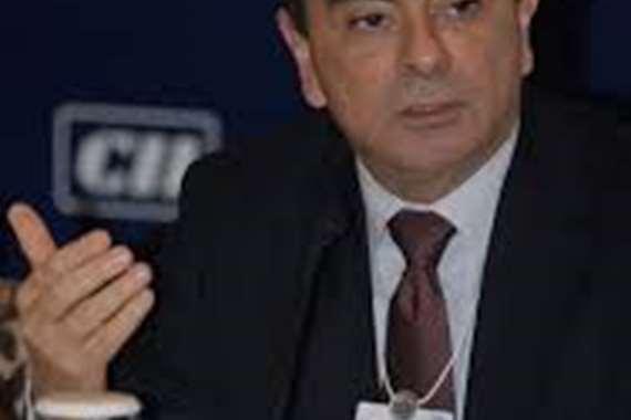 رجل الأعمال اللبناني كارلوس غصن