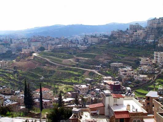 تخطيط استيطاني اسرائيلي جديد يصل مشارف بيت لحم