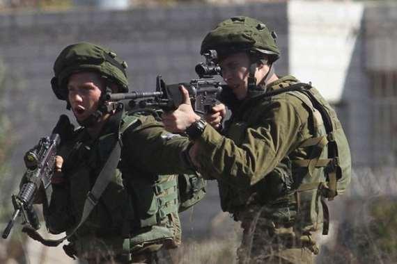 إصابة فلسطيني برصاص جيش الاحتلال