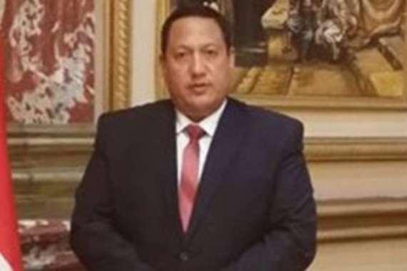 النائب اشرف جمال