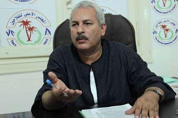 حسين عبدالرحمن نقيب عام الفلاحين