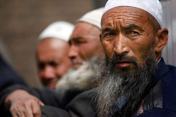 مسلمو الإيجور