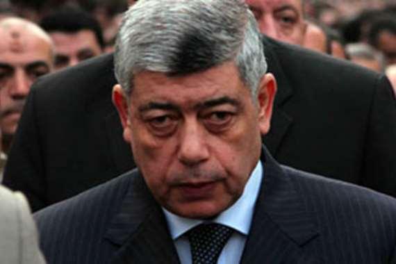وزير الداخلية محمد إبراهيم