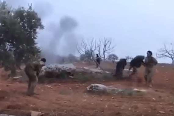 مقتل الطيار الروسي بسوريا