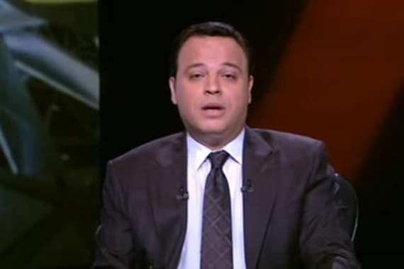 الإعلامي تامر عبد المنعم