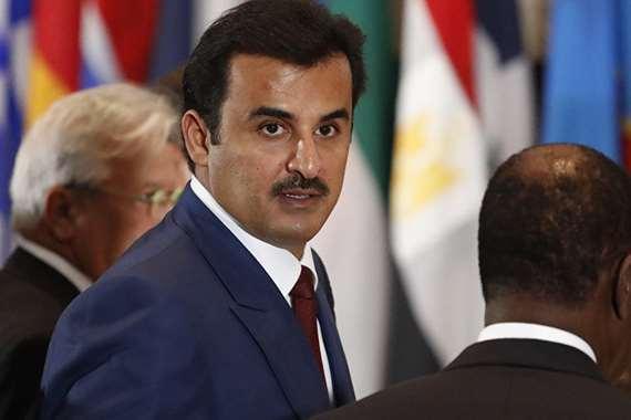 الشيخ تميم أمير قطر
