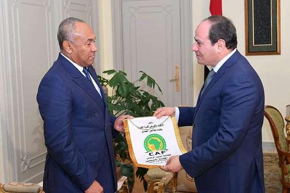 احمد احمد والسيسي
