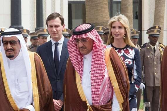 كوشنر في السعودية