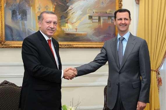 أردوغان يؤكد: نحن على اتصال بالأسد