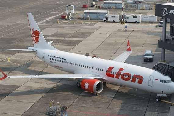 طائرة اندونيسية