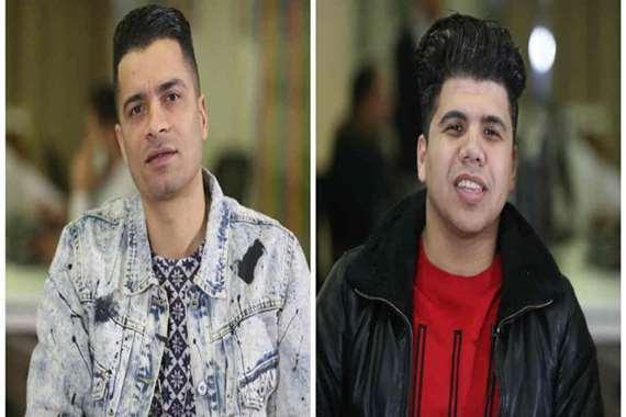 عمر كمال وحسن شاكوش