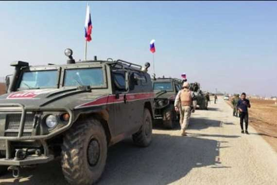 قطع عسكرية روسية