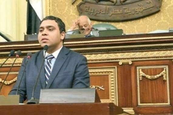 الدكتور شريف الورداني عضو مجلس النواب