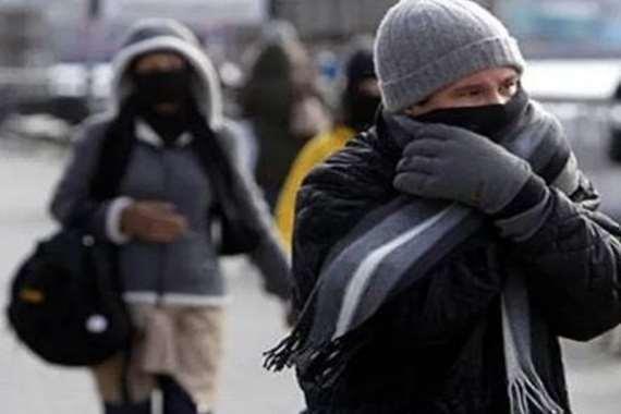 طقس بارد