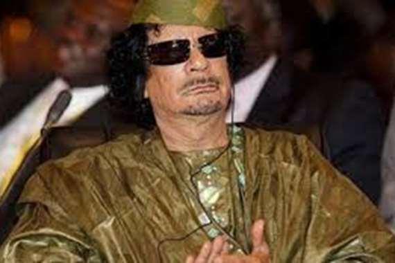 """أمر عاجل من """"ترامب"""" للكونجرس الأمريكي بسبب القذافي"""