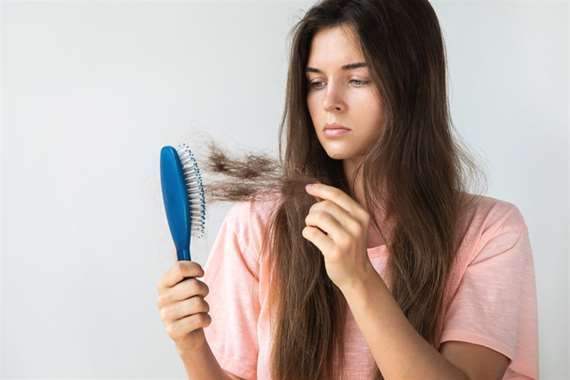 تساقط شعرك