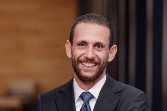 خالد بشارة الرئيس التنفيذي لشركة أوراسكوم