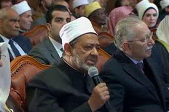 """حمدي رزق: شيخ الأزهر """"رجل دولة"""""""