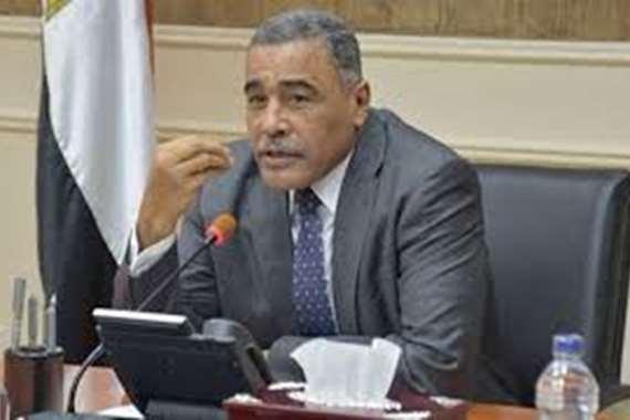 اللواء خالد شعيب، محافظ مطروح