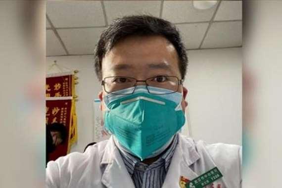 الطبيب الصيني «لي وين ليانج