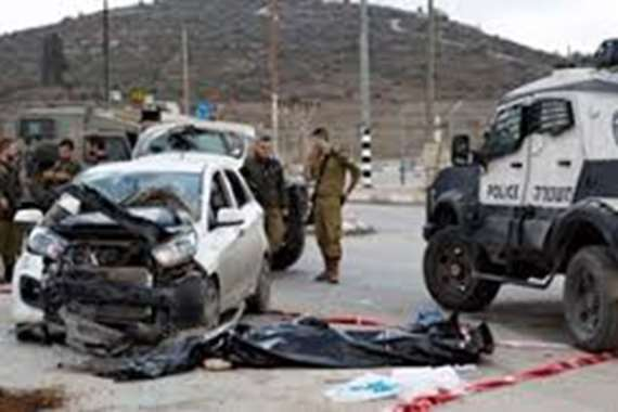 دهس 14 جنديا إسرائيليا في القدس
