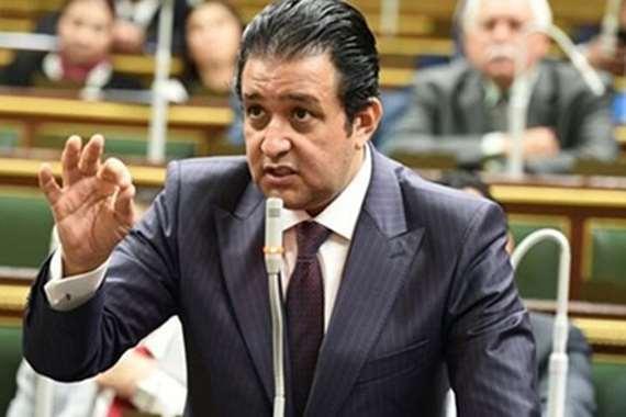 النتائب البرلماني علاء عابد