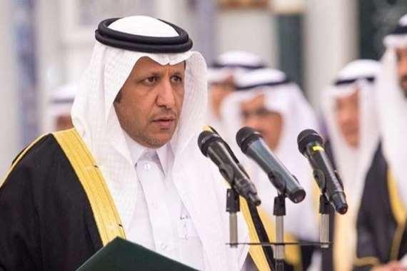 سفير السعودية بالجزائر