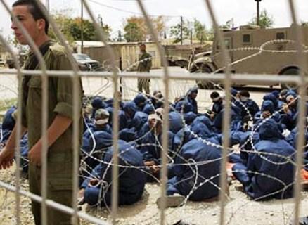 وقفة تضامنية بنابلس مع أسرى الأطفال في السجون الإسرائيلية