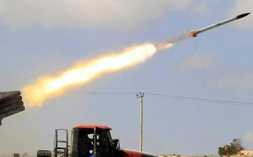 """""""بيت المقدس"""" تعلن مسؤوليتها عن هجوم صاروخي على إيلات"""