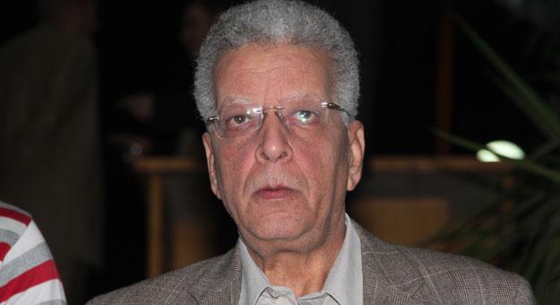 أبرز من حضر من المشاهير فى جنازة خليل مرسي