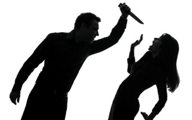 قتل زوجته لرفضها معاشرته