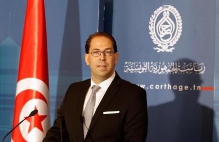 تكليف يوسف الشاهد بتشكيل الحكومة التونسية