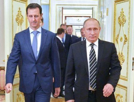 """بوتين والأسد سر خسارة """"ترامب"""""""