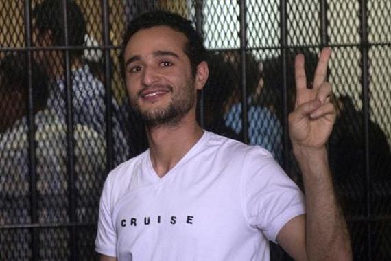 احمد دومة - الناشط السياسي